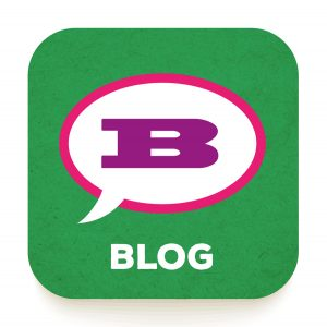 B is for Blog