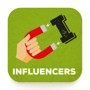 I is for Influencers